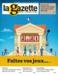 LA GAZETTE DES COMMUNES, 1/2547 - 11/01/2021 - 18/01/2021 - La Gazette des communes - 1/2547