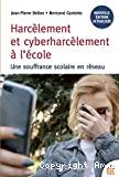 Harcèlement et cyberharcèlement. Une souffrance scolaire en réseau, 3e édition
